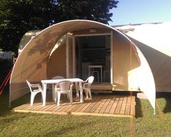 Camping le Pô Doré - Allonnes