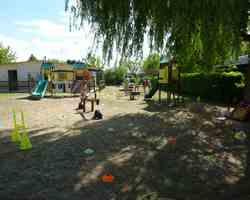Les animations Après midi les olympiades du pô Camping le Pô doré Saumur