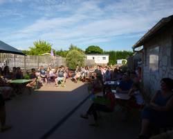 Les animations Pô de bienvenue tous les dimanches 19h en Juillet et Août  Camping le Pô doré Saumur